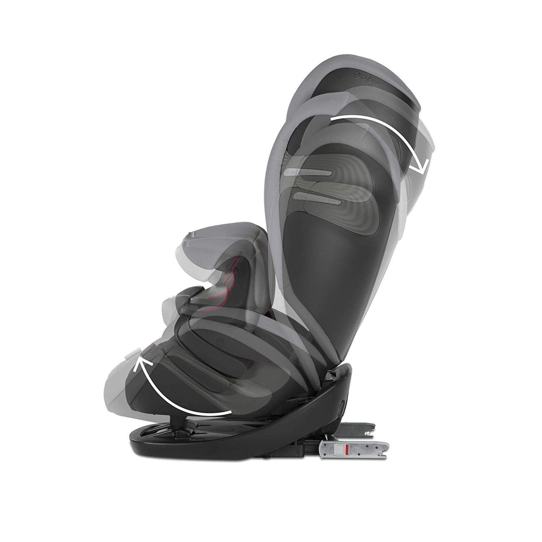 CYBEX Pallas S-Fix Kindersitz 9-36KG Autositz mit Isofix bis 12 Jahre Farbwahl