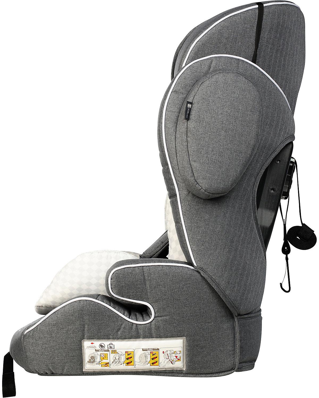 sarah harrison kindersitz osann flux isofix 9 36kg. Black Bedroom Furniture Sets. Home Design Ideas