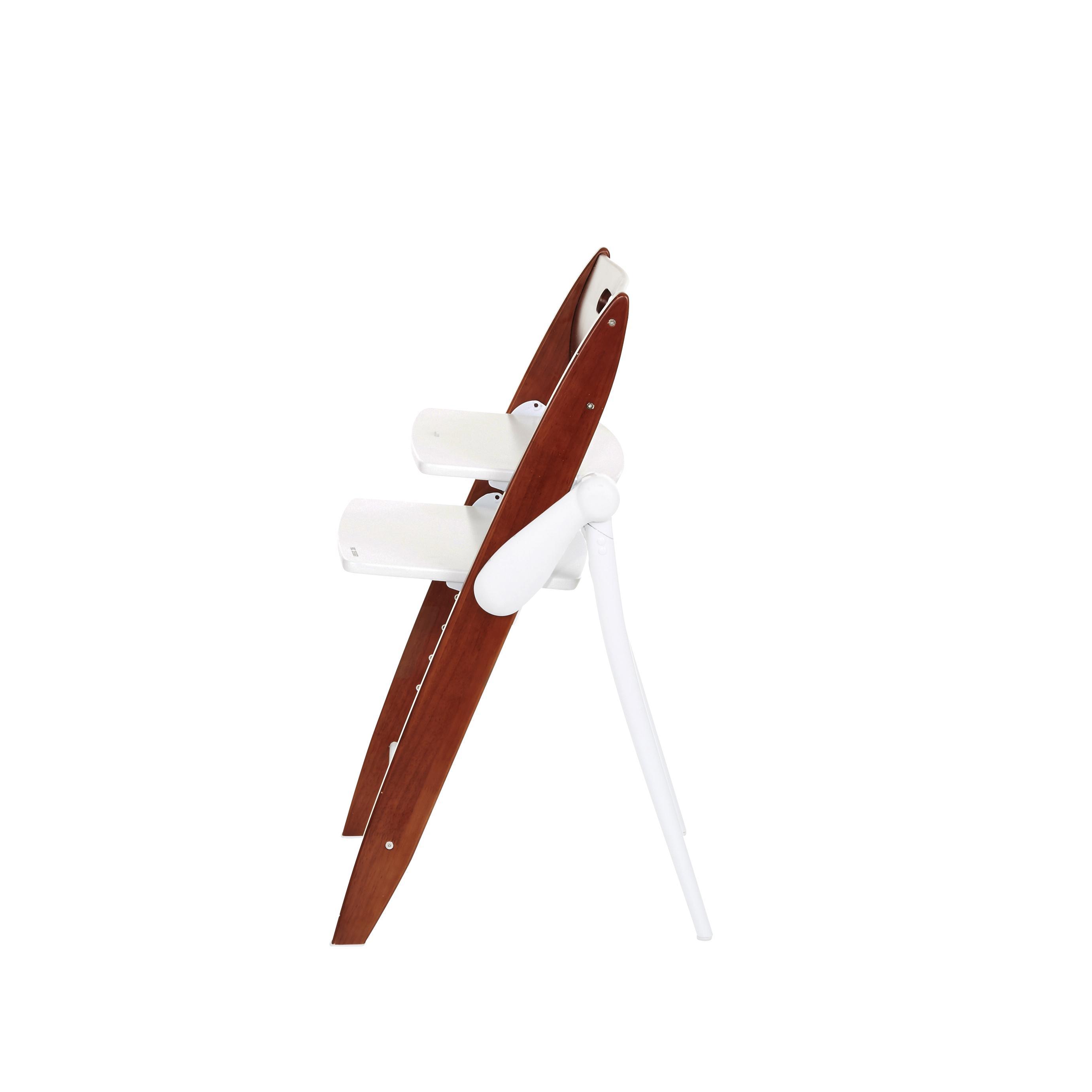 Bügel Hochstuhl Klappbar Holz Baby ab 6 Monaten ABC Design Hopper Set inkl